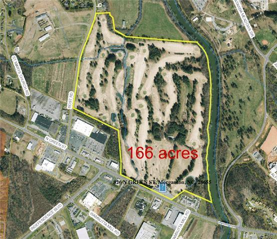 826 N Green Street, Morganton, NC 28655 (#3510531) :: Carlyle Properties