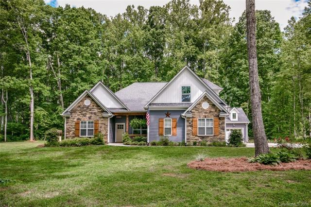 295 Worthington Drive, Mt Ulla, NC 28125 (#3510547) :: LePage Johnson Realty Group, LLC