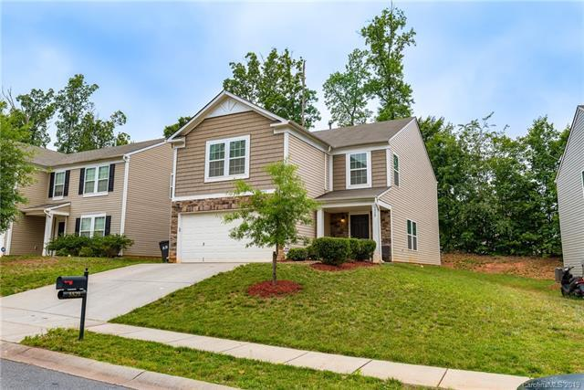 5529 Twin Brook Drive, Charlotte, NC 28269 (#3510554) :: Carlyle Properties