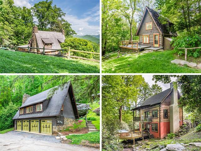 92 Flat Top Mountain Road, Fairview, NC 28730 (#3510635) :: High Performance Real Estate Advisors