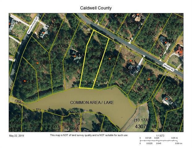 0 Greens Road, Granite Falls, NC 28630 (MLS #3510643) :: RE/MAX Impact Realty
