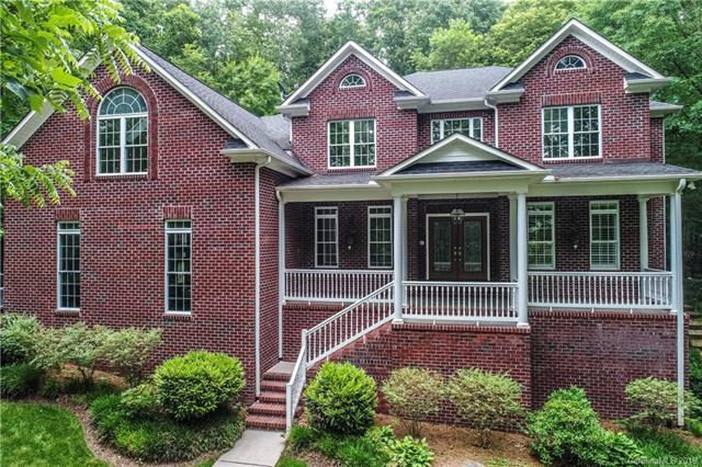 4540 Granite Hill Drive, Davidson, NC 28036 (#3510688) :: Rinehart Realty