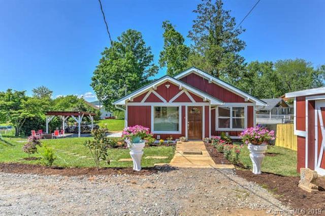 38 Cane Creek Road, Fletcher, NC 28732 (#3510692) :: High Performance Real Estate Advisors
