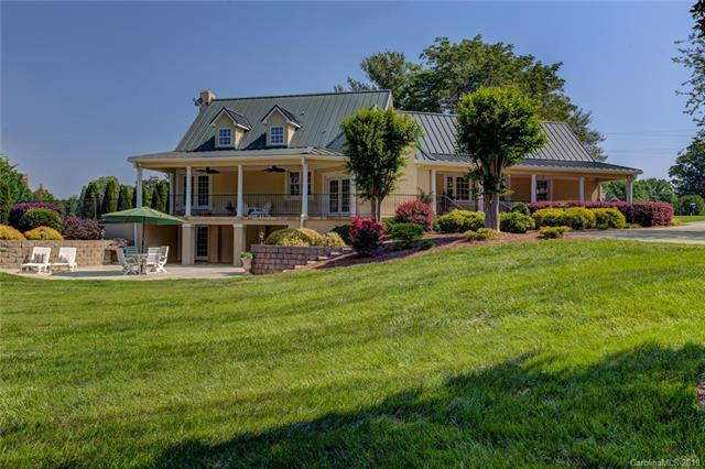 865 Fox Hollow Lane, Salisbury, NC 28146 (MLS #3510704) :: RE/MAX Impact Realty
