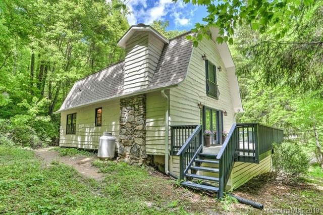 311 Rebel Ridge Road, Maggie Valley, NC 28751 (#3510734) :: Mitchell Rudd Group