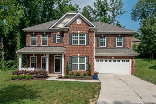 4503 Rockford Court, Charlotte, NC 28209 (#3510781) :: MECA Realty, LLC