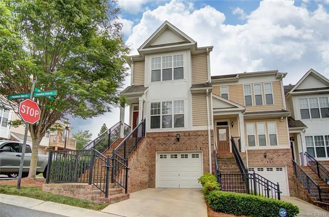 7124 Founders Club Court, Charlotte, NC 28269 (#3510814) :: Odell Realty