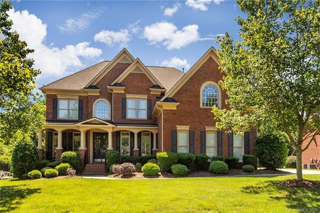 503 Three Greens Drive, Huntersville, NC 28078 (#3510850) :: Carlyle Properties
