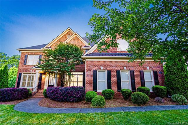 515 Three Greens Drive, Huntersville, NC 28078 (#3510866) :: Carlyle Properties