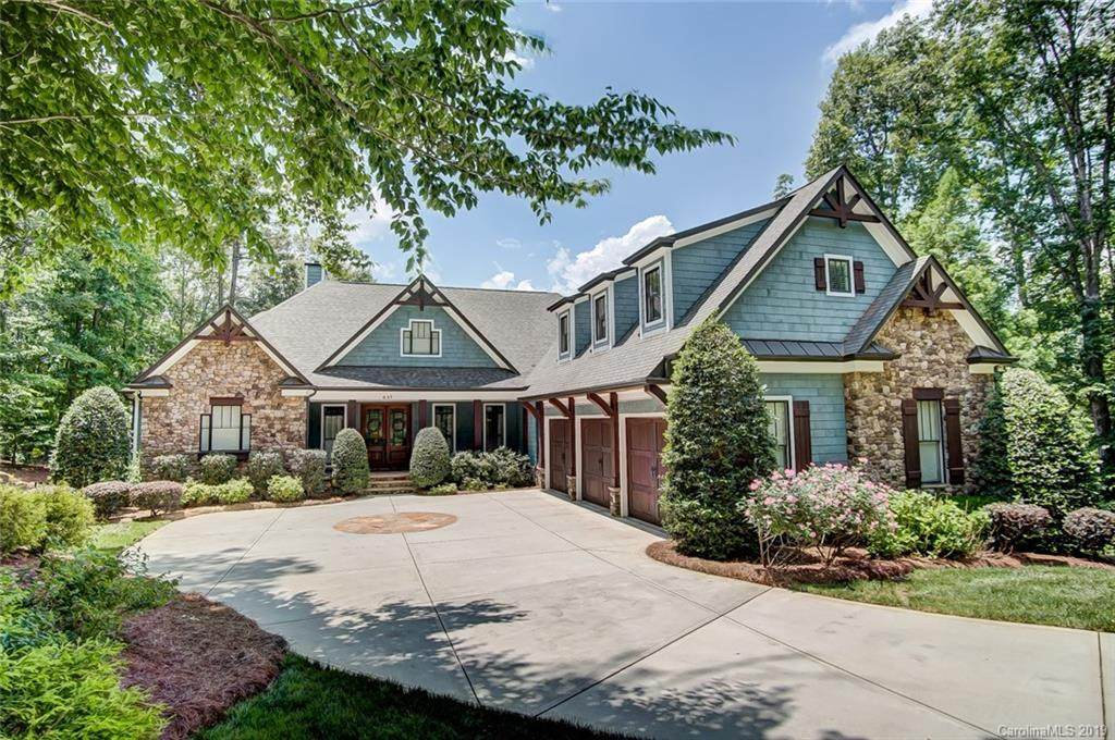 637 Pinnacle Drive #48, Iron Station, NC 28080 (#3510895) :: Team Honeycutt