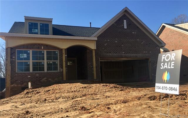 4533 Ideal Way #41, Harrisburg, NC 28075 (#3510910) :: Carlyle Properties