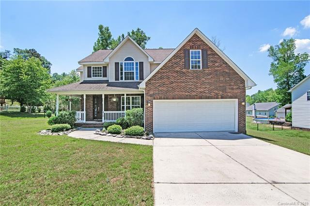 915 Circle Drive, Mount Pleasant, NC 28124 (#3510920) :: LePage Johnson Realty Group, LLC