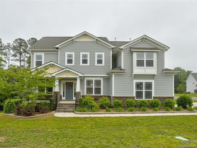 402 Inverness Place #104, Rock Hill, SC 29730 (#3510935) :: Rinehart Realty
