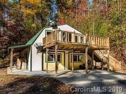 3138 Buffalo Creek Road, Lake Lure, NC 28746 (#3510994) :: Caulder Realty and Land Co.
