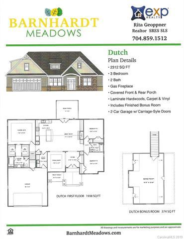 210 Dorothy Drive #4, China Grove, NC 28023 (#3511047) :: Bluaxis Realty