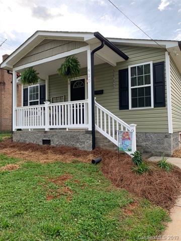 420 N Caldwell Street, Salisbury, NC 28144 (MLS #3511148) :: RE/MAX Impact Realty