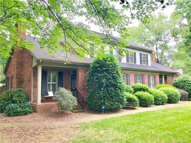 3326 Sharon Road #2, Charlotte, NC 28211 (#3511165) :: MartinGroup Properties