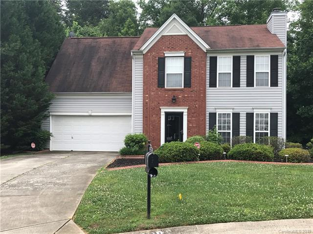4911 Tranquil Point Way, Charlotte, NC 28215 (#3511197) :: Team Honeycutt