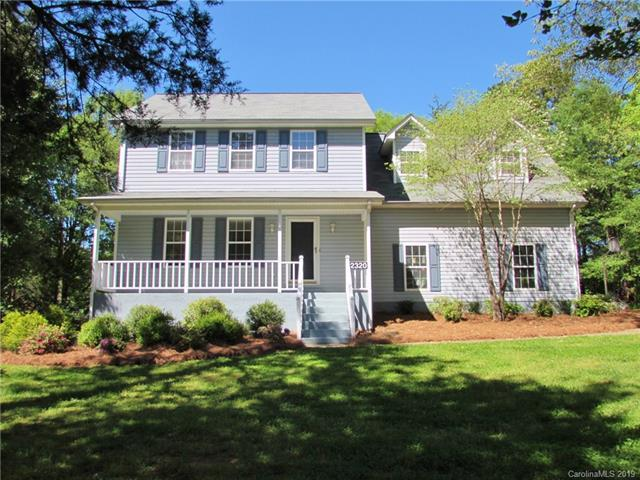 2320 Oxford Drive, Kannapolis, NC 28081 (#3511201) :: Carlyle Properties