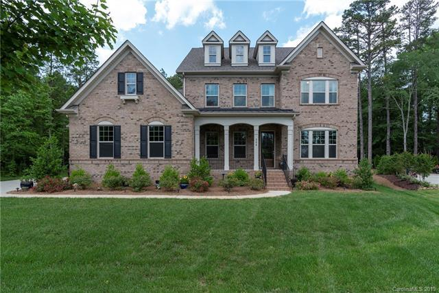209 Wesley Manor Drive, Wesley Chapel, NC 28104 (#3511206) :: Charlotte Home Experts