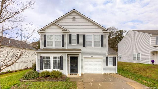 368 Settlers Ridge Drive #149, Kannapolis, NC 28081 (#3511257) :: Bluaxis Realty
