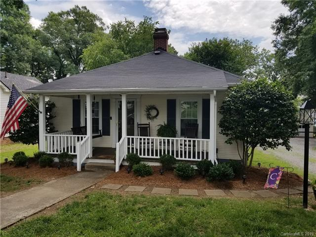 110 N East Avenue, Kannapolis, NC 28083 (#3511277) :: Team Honeycutt