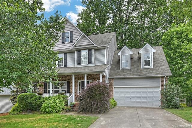 17310 Cambridge Grove Drive, Huntersville, NC 28078 (#3511296) :: Rinehart Realty