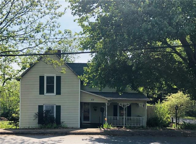 53 Duke Street, Granite Falls, NC 28630 (MLS #3511318) :: RE/MAX Impact Realty