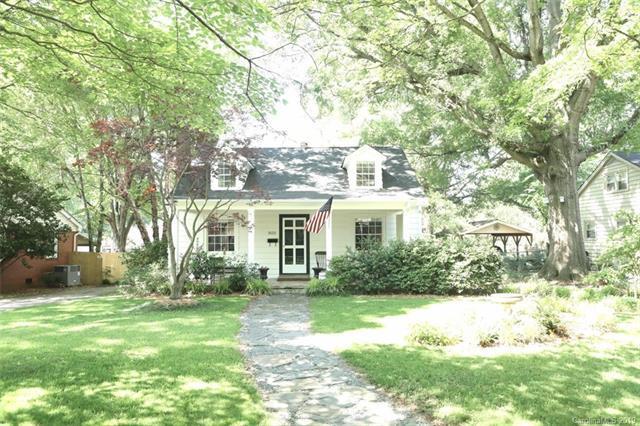 3122 Barnhill Drive, Charlotte, NC 28205 (#3511327) :: MartinGroup Properties