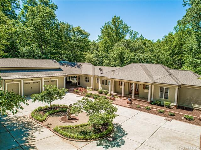 3473 Walker Road, Maiden, NC 28650 (#3511360) :: Rinehart Realty