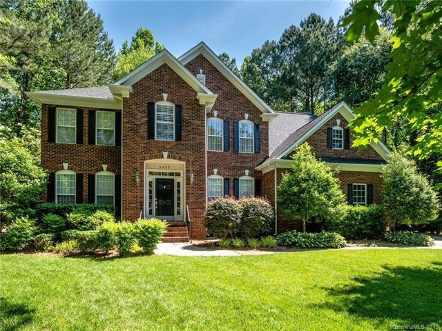 4435 Overlook Cove Road, Charlotte, NC 28216 (#3511364) :: Carlyle Properties