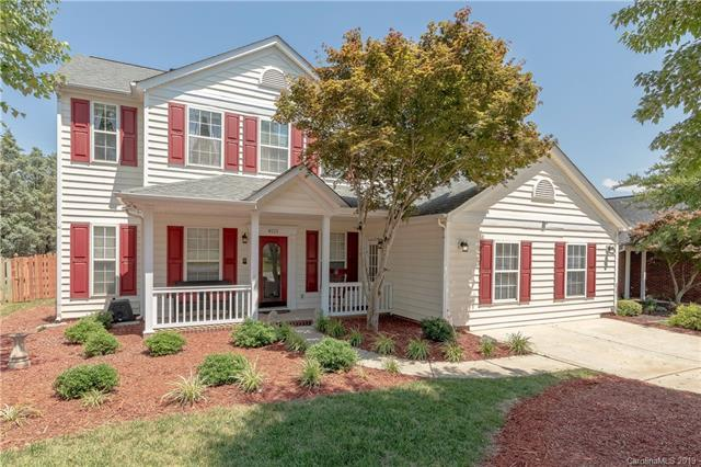 4121 Canipe Drive, Charlotte, NC 28269 (#3511366) :: The Andy Bovender Team