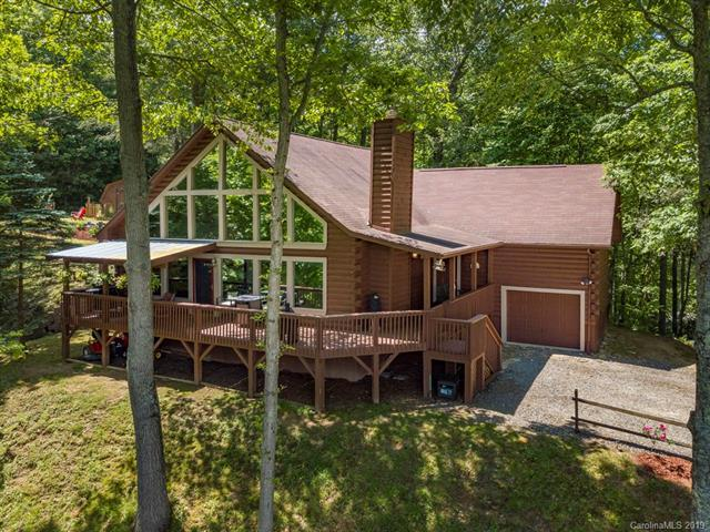 36 Wonder View Point, Waynesville, NC 28785 (#3511405) :: Mitchell Rudd Group