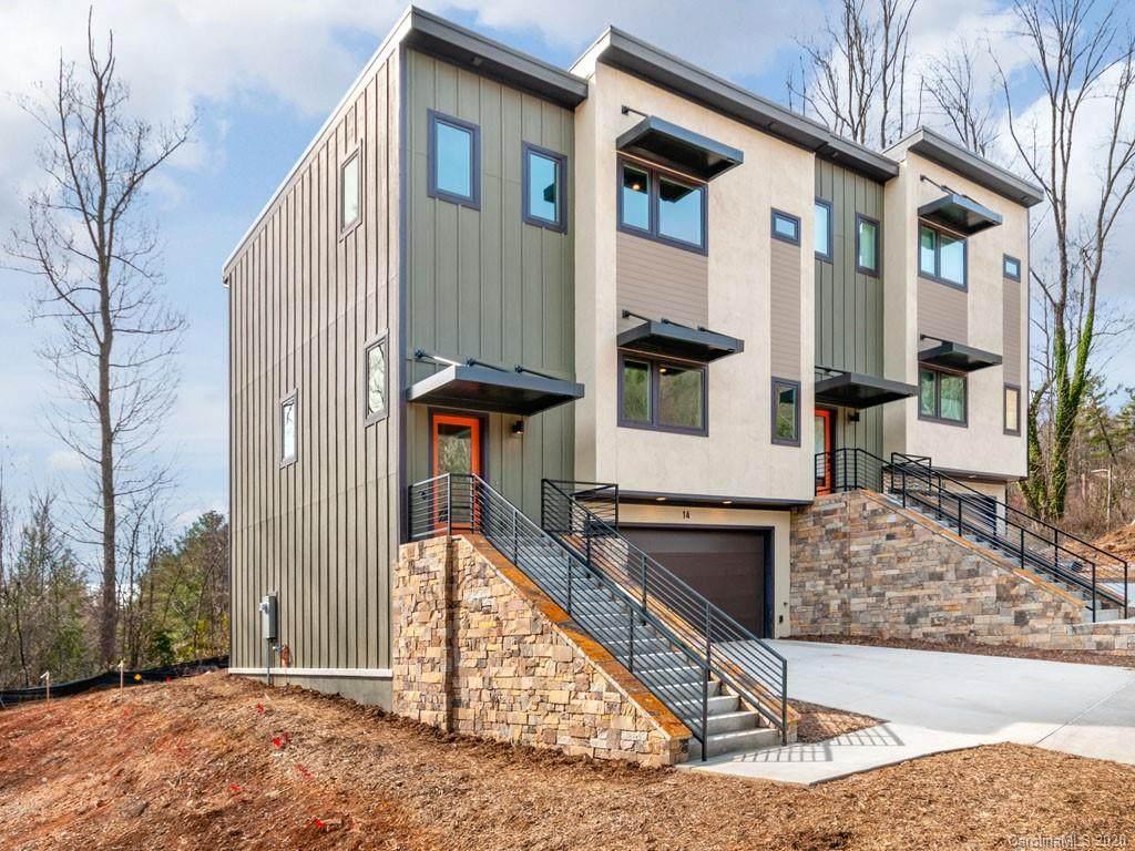 14 Macallan Lane, Asheville, NC 28805 (#3511410) :: Rinehart Realty