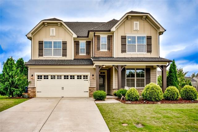 159 Byers Commons Drive, Mooresville, NC 28117 (#3511412) :: LePage Johnson Realty Group, LLC