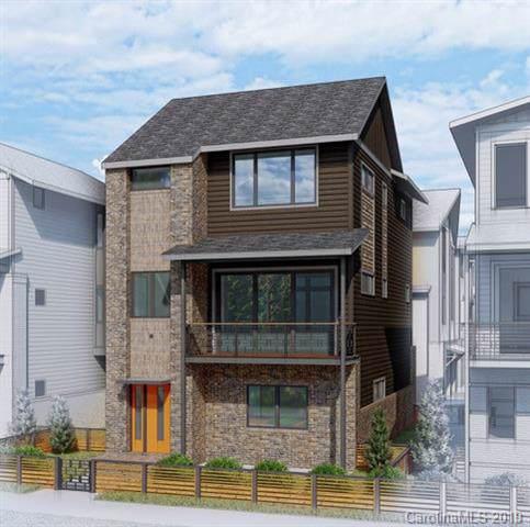 1153 Charles Avenue #12, Charlotte, NC 28205 (#3511465) :: Homes Charlotte
