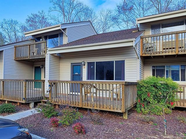 118 Westlake Drive N #202, Lake Lure, NC 28746 (#3511472) :: Caulder Realty and Land Co.