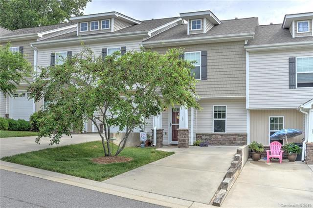 15 Athena Avenue D-3, Weaverville, NC 28787 (#3511494) :: Robert Greene Real Estate, Inc.