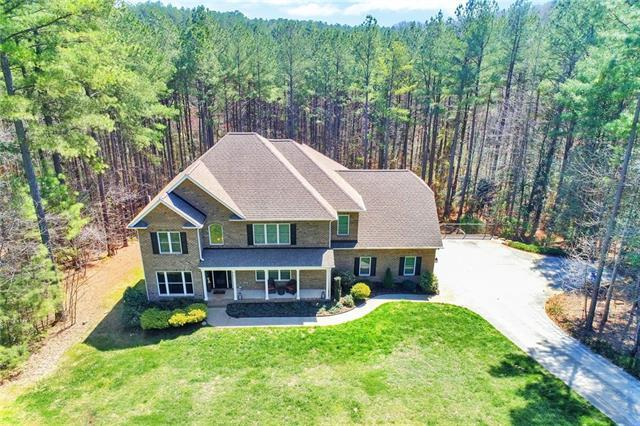 206 Ridge Top Drive, Connelly Springs, NC 28612 (#3511605) :: Charlotte Home Experts
