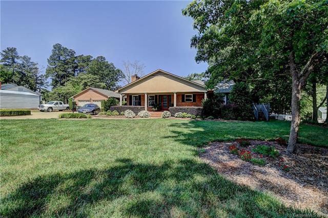 301 Roy Eaker Road, Cherryville, NC 28021 (#3511630) :: Robert Greene Real Estate, Inc.