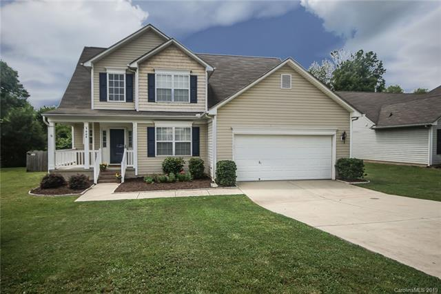 3008 Deep Cove Drive, Concord, NC 28027 (#3511654) :: Bluaxis Realty