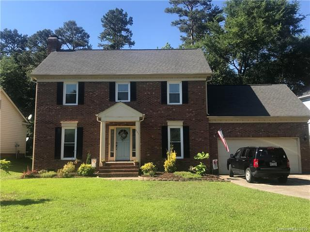 621 Trailing Rock Drive, Charlotte, NC 28214 (#3511671) :: Robert Greene Real Estate, Inc.