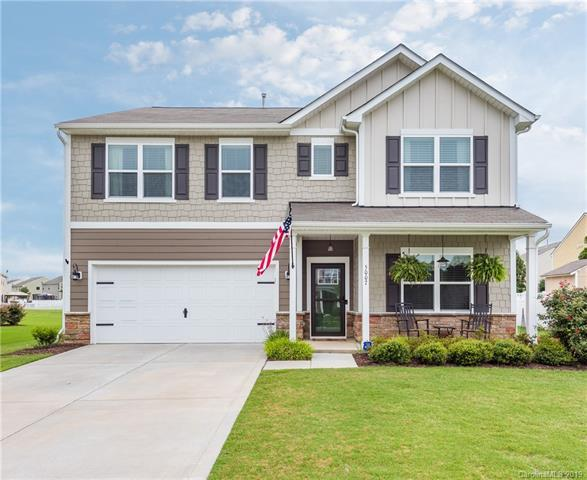 5007 Houndscroft Road, Indian Trail, NC 28079 (#3511684) :: LePage Johnson Realty Group, LLC