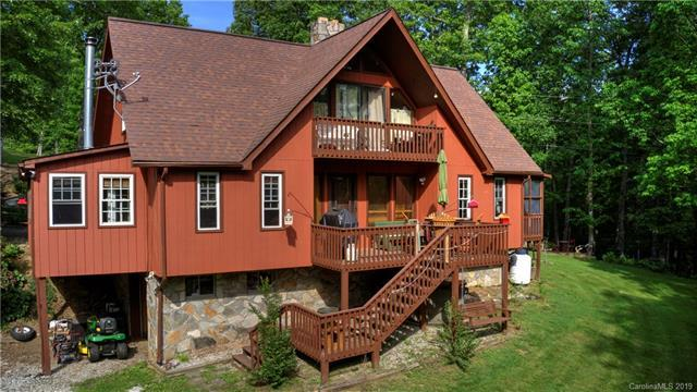 58 Sourwood Drive, Spruce Pine, NC 28777 (#3511712) :: Johnson Property Group - Keller Williams