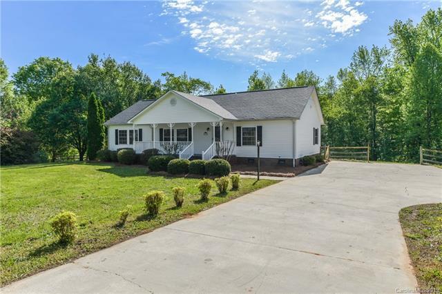 405 Helton Road, Cherryville, NC 28021 (#3511728) :: MartinGroup Properties