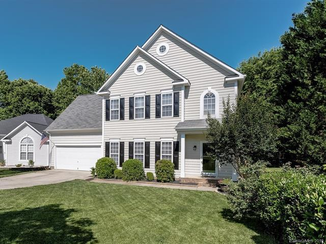 5534 Whispering Wind Lane, Indian Trail, NC 28079 (#3511754) :: The Premier Team at RE/MAX Executive Realty