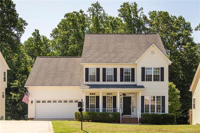 4362 Timberwood Drive L15, Gastonia, NC 28056 (#3511868) :: High Performance Real Estate Advisors
