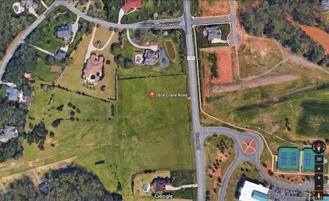 2804 Crane Road #56, Waxhaw, NC 28173 (#3511882) :: Rinehart Realty