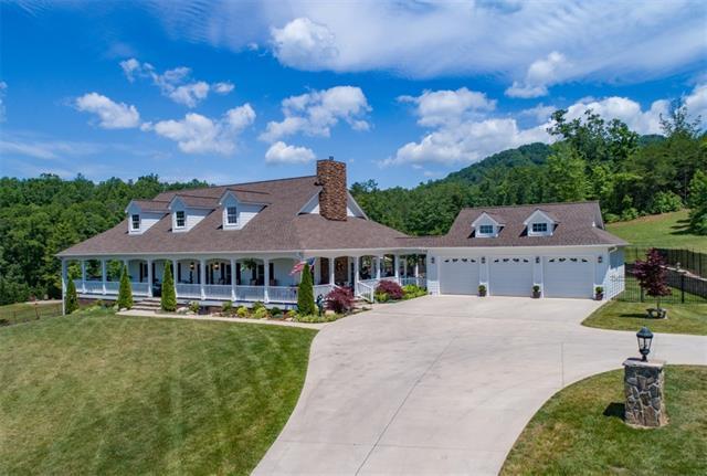 1602 Riverside Drive, Lenoir, NC 28645 (#3511932) :: Besecker Homes Team