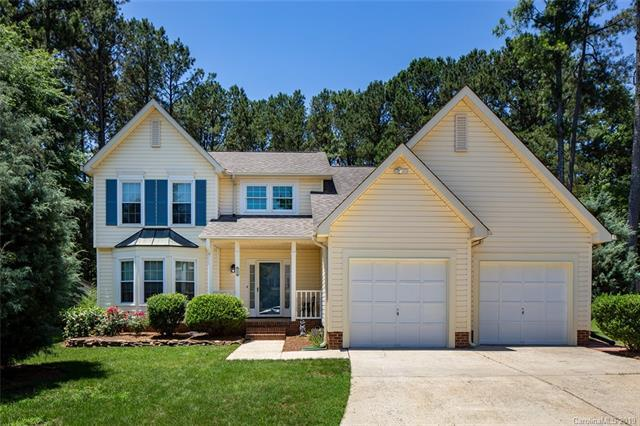 3221 Bridgemere Terrace, Matthews, NC 28105 (#3511985) :: Stephen Cooley Real Estate Group